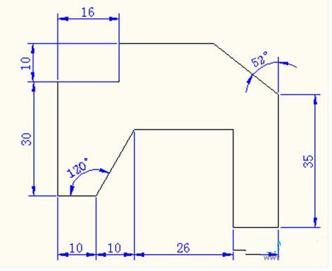 CAD初学者学习教程cad2012快捷键使用图片
