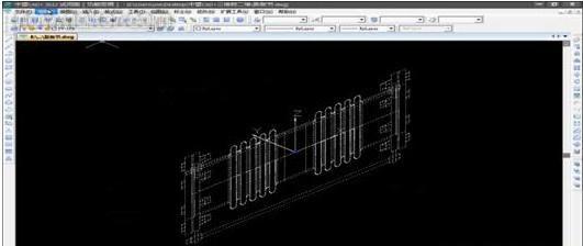 将CAD二维视图查看为三维比例-CAD安怎样转换cad视图布局图片