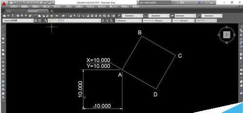 CAD块标注自动设置工具?cad坐标思豆图片