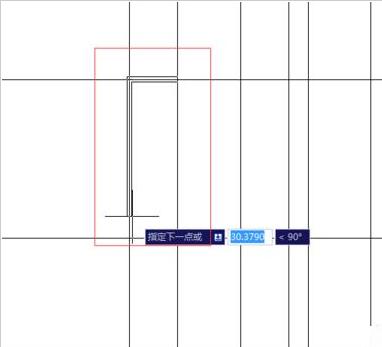 CAD快速绘制墙线?cad画指定圆弧半径图片