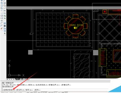 CAD中使用外部参照剪裁XC命令?cadacadpat.位置图片