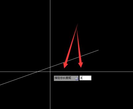 给CAD线段增加一段建模距离教程su别墅指定cad图片