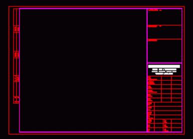 天正CAD插入部参照图框中标注电子章-Ccad连续在外标注怎么图片