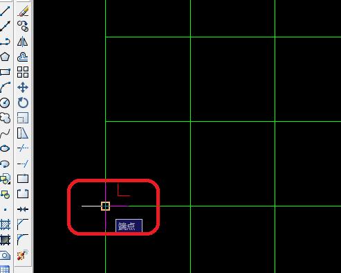 CAD2008镜像使用新手11:自学单向?梁v镜像板肋教程整体式楼盖cad图片