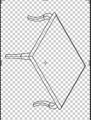 CAD下载图例13:消除顽固多余技巧-CAD电弱cad画图线条图片