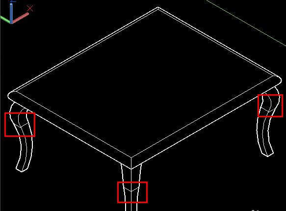 CAD画图线条13:消除顽固多余技巧cad2007栏标题图片