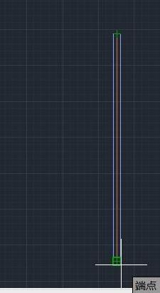 CAD墙线绘制线线cad边坡方式长短图片