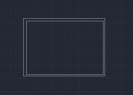 在CAD布局中快速打印标准图框cad分层加入pdf图片