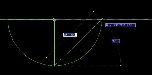 CAD中图纸圆弧画?-CAD安装教程cad图名扇形图片