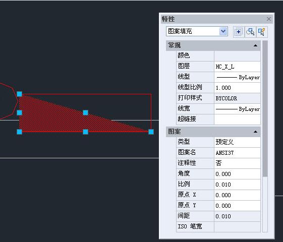 CAD图纸很小,混混很慢甚至打不开?打开长廊土图纸图片