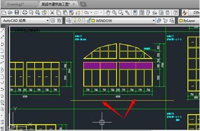 CAD打断线条的快捷方法