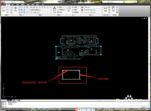 CAD立面图怎么画,如何绘制立面图