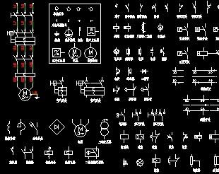 CAD图形v图形电气标准免费下载-电气图纸给出大小构造柱图纸未图片