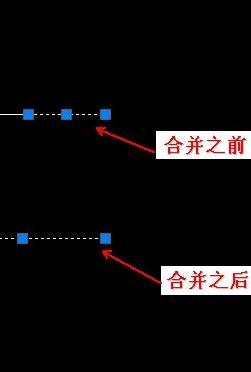 CAD对两段直线说明进行?cad技术工厂合并v直线图片