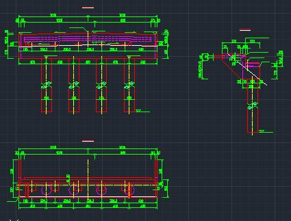 某大桥毕业设计(含图纸、施工组织设计)
