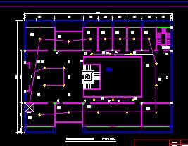某行政楼火灾自动报警系统毕业设计