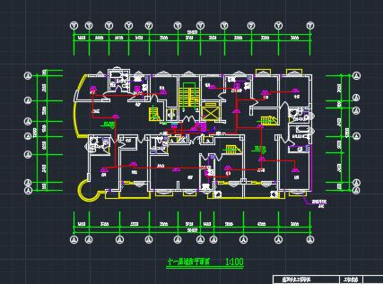 公共安全技术电气消防课程设计