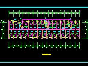 《建筑供配电及照明》课程设计及图纸