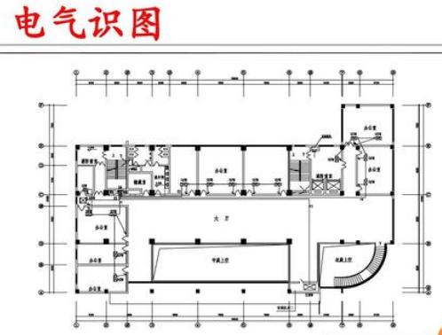 建筑工程电气施工图识图方法(Word文件)