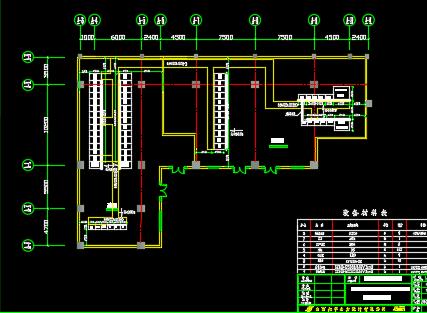 10kV供配电变电所及开闭所电气设计图纸