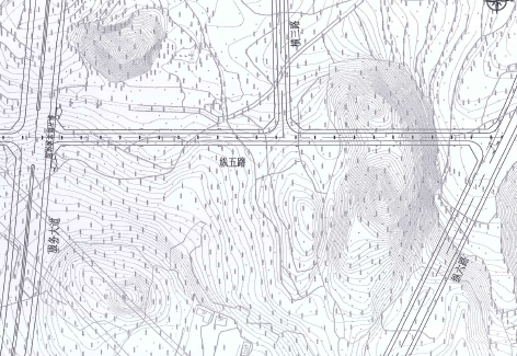 市政道路综合管线工程施工图纸