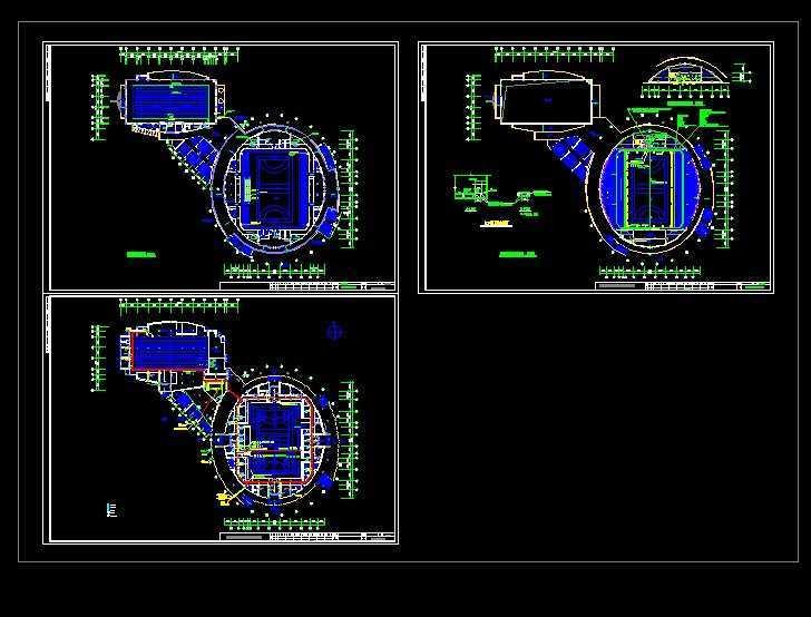 体育馆游泳馆电气设计