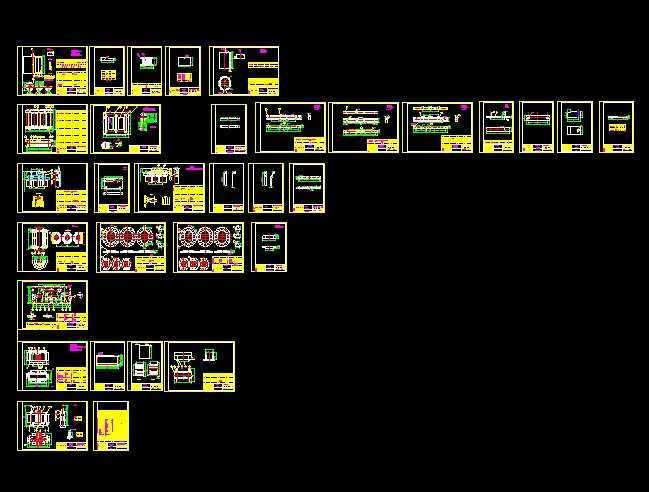 变压器结构图