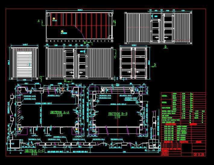 户型 户型图 平面图 710_550
