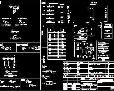 原理接线图免费下载 - 电气图纸 - 土木工程网