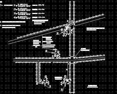 道路路灯施工图