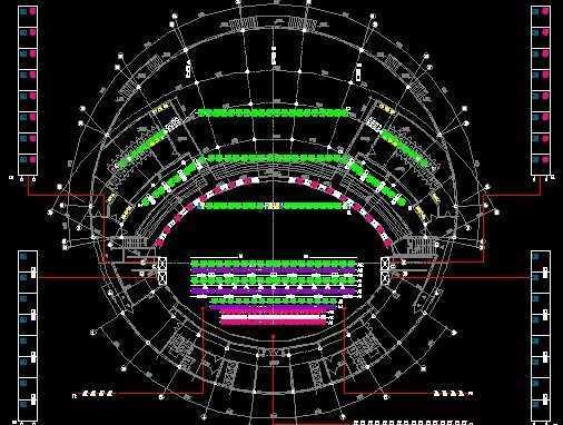 舞台灯光照明设计图