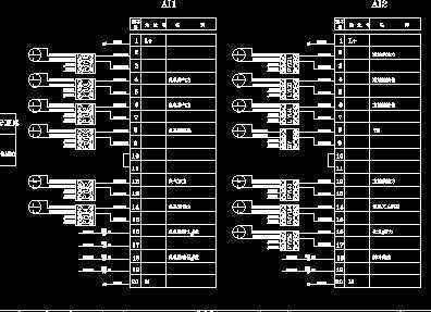 电托风机控制接线图