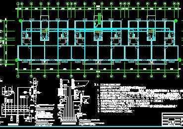 电气设计图免费下载 - 电气图纸 - 土木工程网