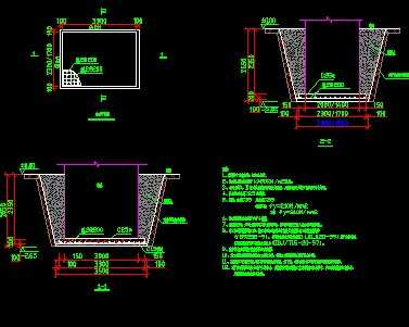预装式地下箱式变电站设计图图片