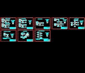 某重工业厂房现场监控系统设计图