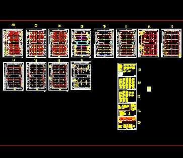某厂房工程电气设计图