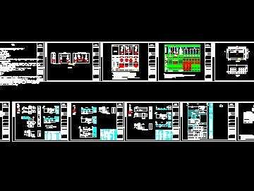 用户配电室设计图