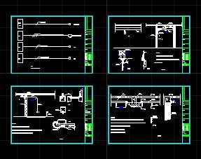 PVC管道施工方案图