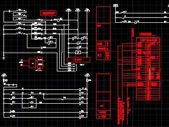 10kv厂用电压互感器接线图