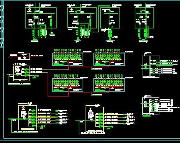 电气系统图纸