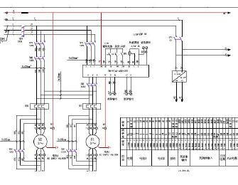 水泵变频器控制电路图