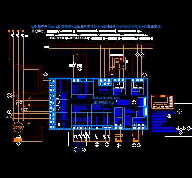 不同电机遥控原理图