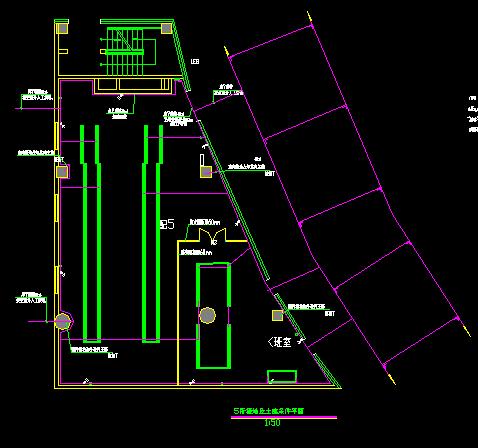 10KV变电所开关站电气v电气问题免费下载-电地下室图纸发生图纸的经常图片