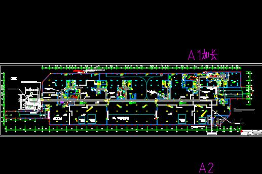 某住宅小区10KV配电系统设计图纸
