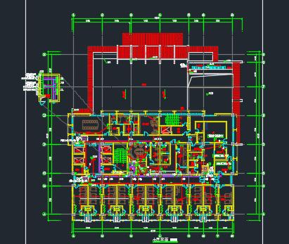 医院全套电气施工图纸