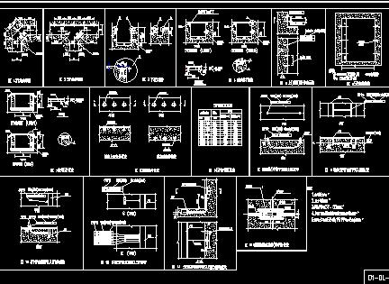 十八层住宅楼电气设计图纸