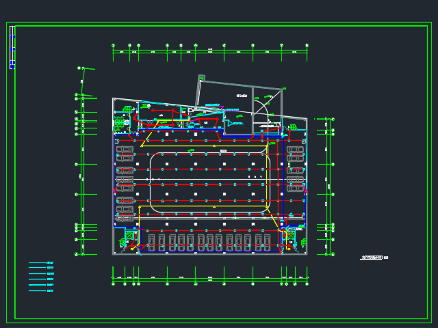 某商场电气施工图