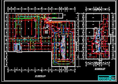 二十六层酒店电气设计图纸