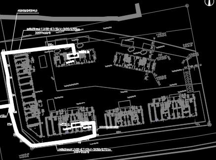住宅商业小区10kV配电工程设计图纸