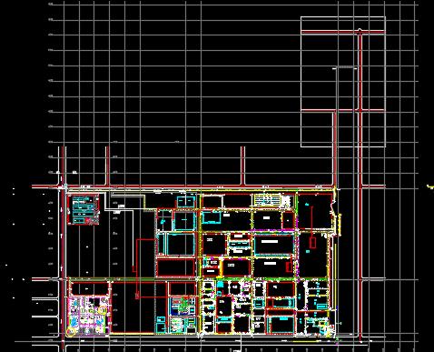 10kV临时供电施工图纸